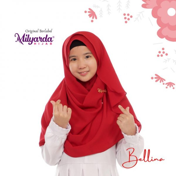 Hijab Instan Bellina 2