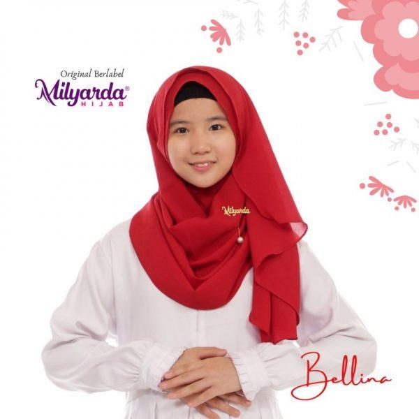 Hijab Instan Bellina 3