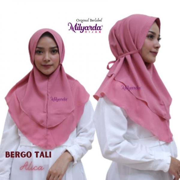 Hijab Instan alica