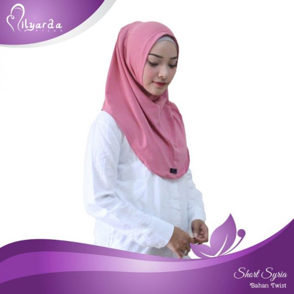 Hijab Short Syria 3